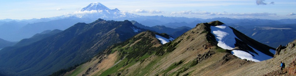 Pacific Crest Trail : Le Washington